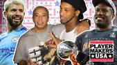 This is how you party with Aguero, Ronaldinho and the Super Bowl champions – News from My Amigo