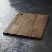Williams Sonoma Open Kitchen Rectangle Cutting Board, 20″ x 8″ Acacia