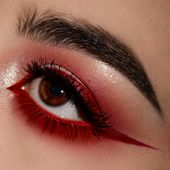 Date night red ♥ #makeup #style #fashion