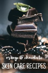 Chocolate Skin Care Recipes to Make Using Ingredients In Your Kitchen