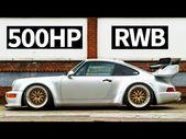 500hp RWB Porsche 911 Rips!! One of the Original Rauh-Welt Cars at Driftworks UK…
