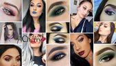 21 Atemberaubendes Make-up sucht nach grünen Augen #