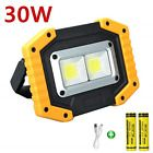 Longdafei Rechargeable Floodlight 30w Led Rechargeable Work Light Outdoor With Projecteur Led Projecteur Led