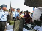 Today Mayor Shri Gautam Shah attended the Airfoce Technology Exhibition Praveg 2017, in the presence of Hon'ble Defence Minister of India Smt. Nirmala…
