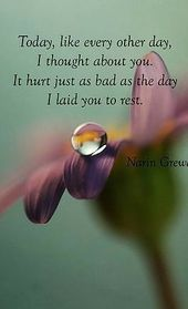 Every day…there's never a reprieve