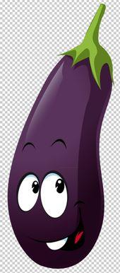 Vegetable Cartoon Png Brinjal Cartoon Clip Art Drawing Eggplant Vegetable Cartoon Funny Fruit Cartoon
