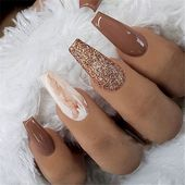 38 Cute and Awesome Acrylic Nails Design Ideas for Any Season – #Acrylic #andnai