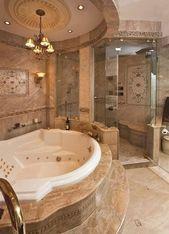 ▷ 1001+ ideas for a stylish and modern bathroom decoration   – Badezimmer Ideen – Fliesen, Leuchten, Dekoration