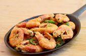 Salz und Pfeffer Shrimps