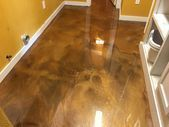 Metallic epoxy floor coatings are an excellent choice for your home … – Ep …   – Epoxy Crafts