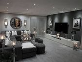 40+ Excellent living room ideas with lighting
