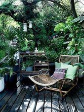 Refine your balcony for the summer