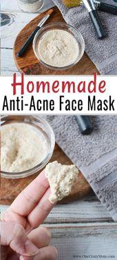 DIY Face Mask for Acne – Easy Homemade Face Mask for Acne