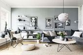 House Tour: Scandinavian style and pastels in a …