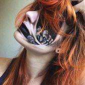 Make-up-Künstlerin, die sich selbst beigebracht hat, nutzt beeindruckende Fähigkeiten, um ihre Identität zu verbergen – Blaze …   – Goth Chics