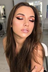 Hochzeit Make-up 2019 Trends, Hochzeitsplanung Ideen & Inspiration. Hochzeit …   – Makeup