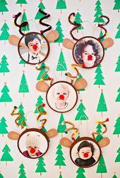 RUDOLPH-RENTIER-FOTO-VERZIERUNG   – Christmas!
