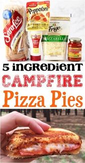 Incredibly easy Camping Recipes-Check out our list of easy camping recipes from