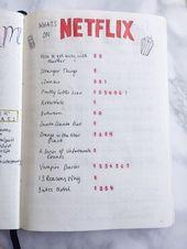 15 Bullet Journal Ideen zum Ausprobieren für das neue Jahr – Dekoration Haus Diy