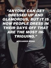 20 Best Men's #Fashion #Quotes To Step Up Your #Instagram & #Pinterest Game