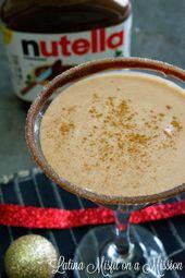 Wie erstelle ich eine einfache Nutella Coquito | Latina Mom Mahlzeiten   – Christmas