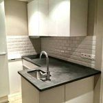 Credence Beton Cire Brico Depot Kitchen Worktop And Waxed Cuisine