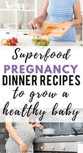 #Schwangerschaftsgesundheit #Schwangerschaftsabendessen #Rezepte Rezepte für Schwangerschaftsabendessen …   – Kids and moms
