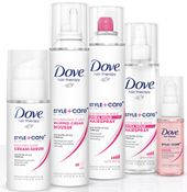 1 Off Dove Style Care Hair Care Product Coupon On Http Hunt4freebies Com Coupons Dove Hair Products Dove Shampoo Hair Care
