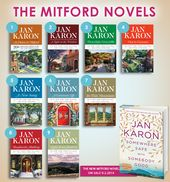 Nouvelle version: Somewhere Safe with Somebody Good de Jan Karon ~ Une série Mitford # …   – Books To Love, Books to Read,