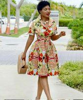 Vêtements africains pour femmes/ robes africaines pour les bals de fini0 / gown Ankara pour les mariages / chemise africaine/chemise D'AnkaraGY450