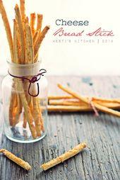 Penampakannya Mirip Banget Cheese Stick Pada Umumnya Padahal Versi Ini Menggunakan Adonan Roti Loh Iya Bukannya Breadstick Resep Biskuit Makanan Ringan Sehat