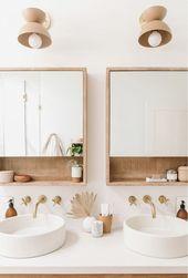 Couple's bathroom #bathroom #decor – #Bathroom #…