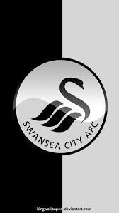 Swansea City Wallpaper Footballclubwallpapers Canvas Print Wall City Wallpaper Football Wallpaper