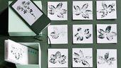 DIY: Erstellen Sie selbst die besten botanischen Druckkarten