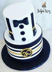 25+ Elegant Photo of Men Birthday Cake   – birthday cake kids