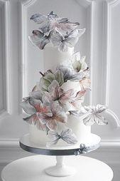 42 Auffällige, einzigartige Hochzeitstorten | Seite 6 von 8 | Hochzeits-Vorwärts   – Cakes Ideas