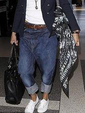 Gemütliche Jeans in Übergröße
