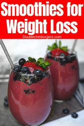 Weight Loss Smoothies – # Gewichtsreduktion #Smoothies #zur   – https://site4.uyydu.com
