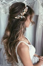 50+ CREATIVE HAIRSTYLES MAKE THE BRIDE THE FOCUS OF THE WEDDING – Page 50 of 54