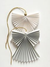 Airy Paper Decorations – # Cavity # Airy #Paper Decorations