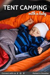 How To Go Camping With A Baby In Cold Weather
