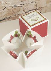 Blog Hop Stamp Impressions – Christmas   – Zeit zum Basteln – Workshops – #Baste…