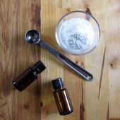 DIY natürliches Febreze   – Homemade airfresher