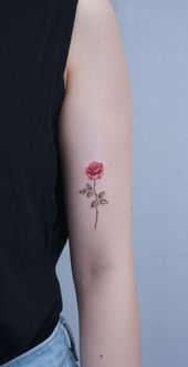 Nourrissez votre dépendance à l'encre avec 50 des plus beaux motifs de tatouage Rose pour hommes et femmes   – Rose tattoos