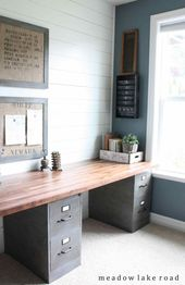 36 Industrial Home Decor Ideas That Fall In Love With This Style #decor #this …