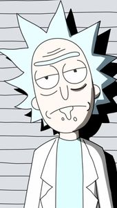 iPhone Hintergrundbild von Rick And Morty