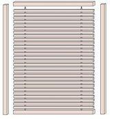 Sichtschutz selber bauen – Die Kanthölzer montieren – Zäune