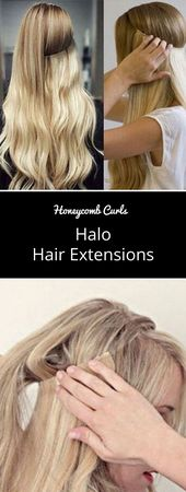 Halo Hair Extensions – beauty