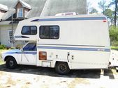 & # 39; 86 Nissan Nicky Camper   – Travel Trailers