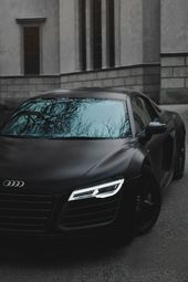 """Mattschwarzer R8 von @aaltomotive • #Auto #Autos #Luxus #Audi – #Aaltomotive #Aud …   – Deine """"Gefällt mir""""-Angaben bei Pinterest"""